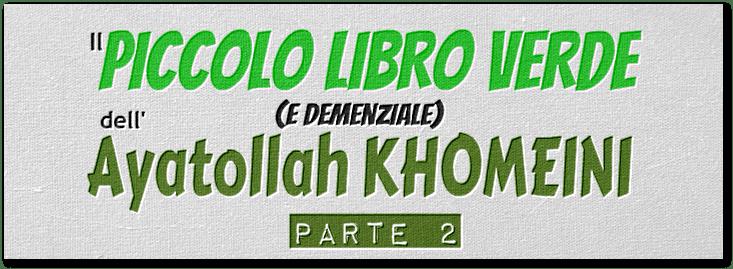 quaderni khomeini