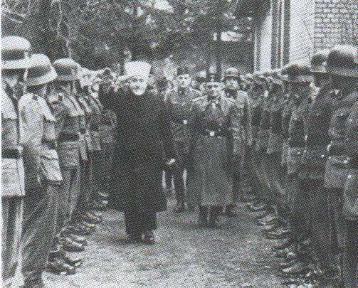 Mufti di gerusalemme SS