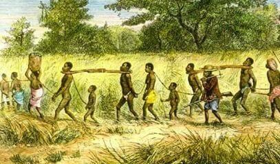 condizione schiavi