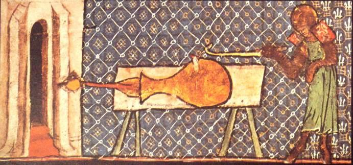 artiglieria nel XIV secolo