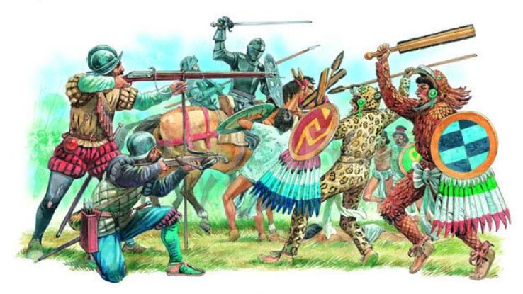 maya e aztechi