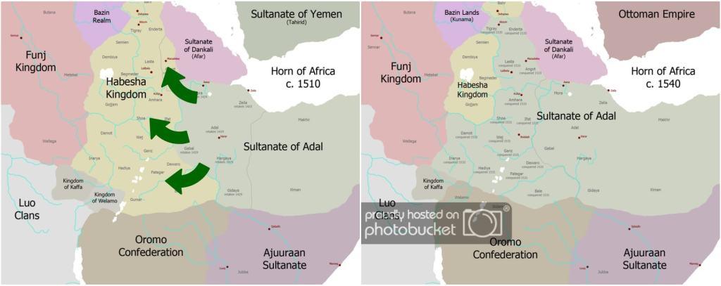 regno d'etiopia