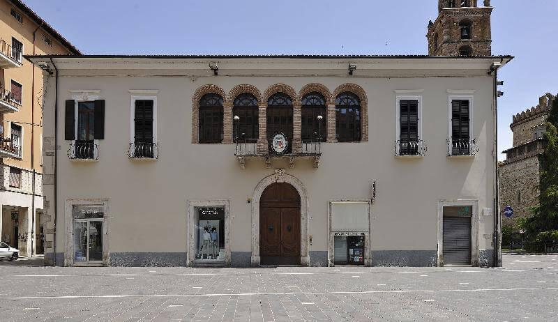 Image result for palazzo vescovile teramo