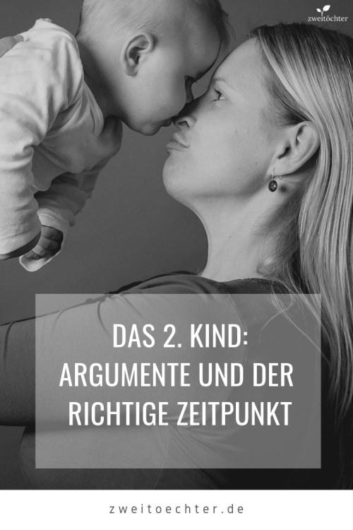 Das 2. Kind: Argumente und der richtige Zeitpunkt