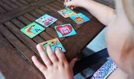 Buchstaben und erste Wörter lernen mit Buchstabix und Lesehexe von HABA