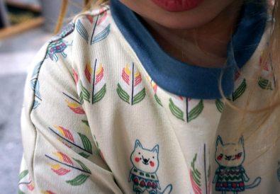 Nachhaltige Kindermode: mitwachsende Kleider und Röcke nicht nur für Mädchen - zweitöchter mit Chleiderei
