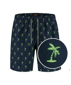 groene palmbomen heren zwembroek