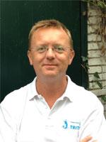 Commissaris Erik van der Molen zwemvereniging Den Haag