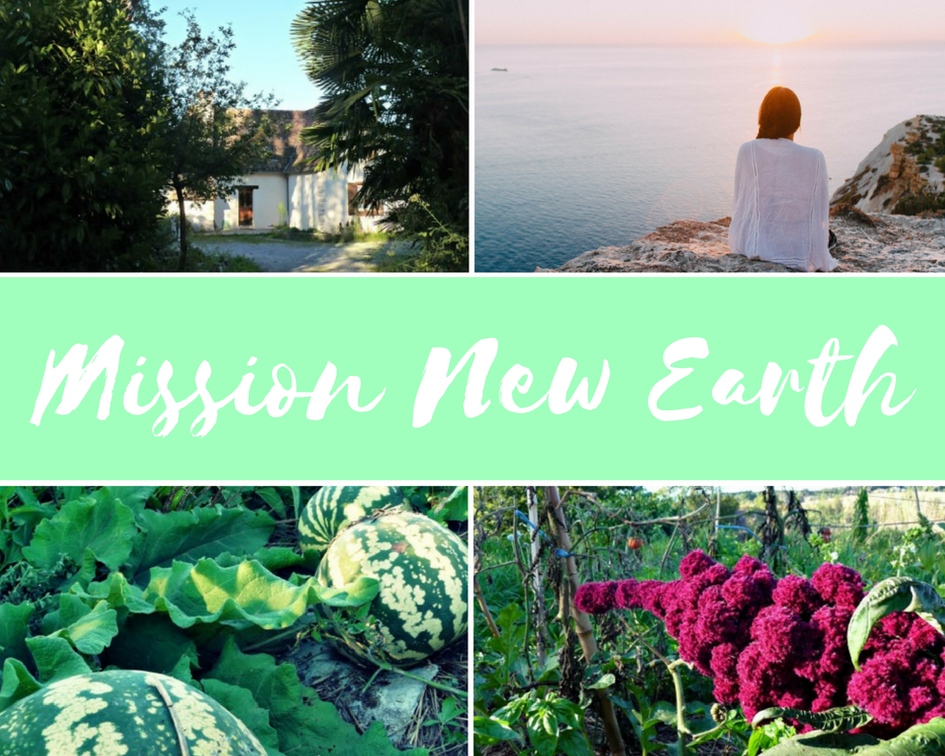MISSION NEW EARTH