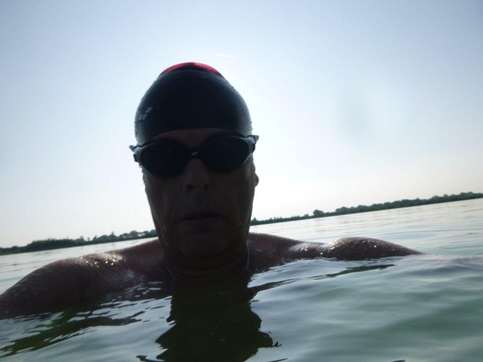 100 Kilometer Freiwasser - mal läuft alles perfekt