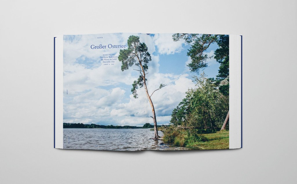 Take me to the Lakes - Doppelseite, tolles Foto