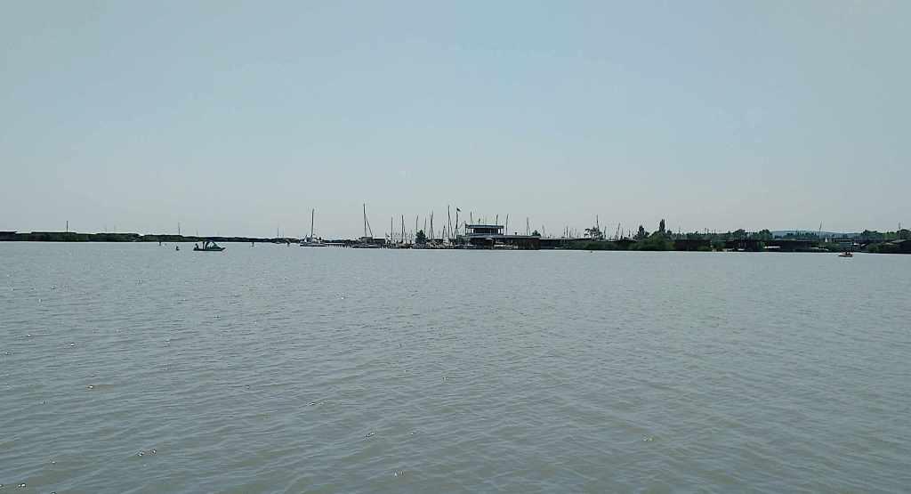 Bucht - Yachrclub - Neudiedler See