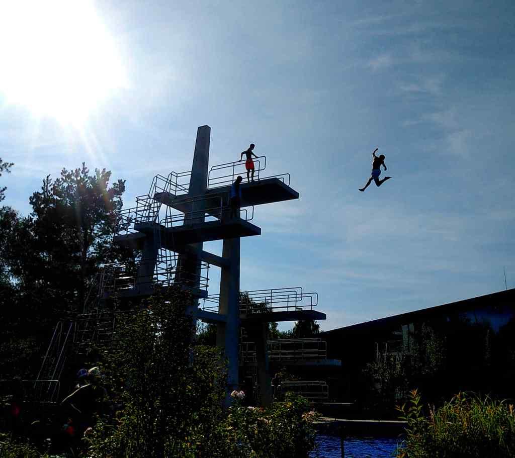 Turmspringer vom Zehner