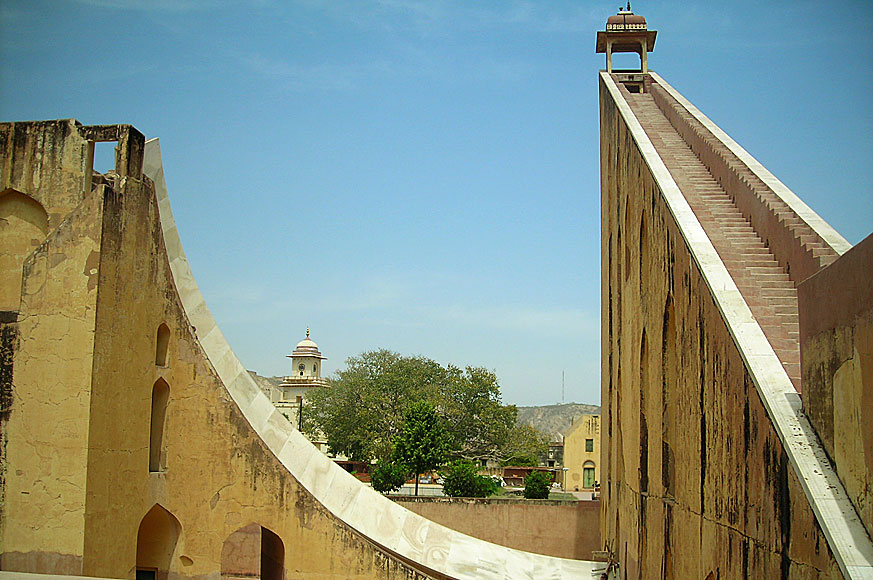 Jantar Mantar - obserwatorium astronoiczne