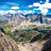 Tatry. Granaty - najbardziej widokowy odcinek Orlej Perci