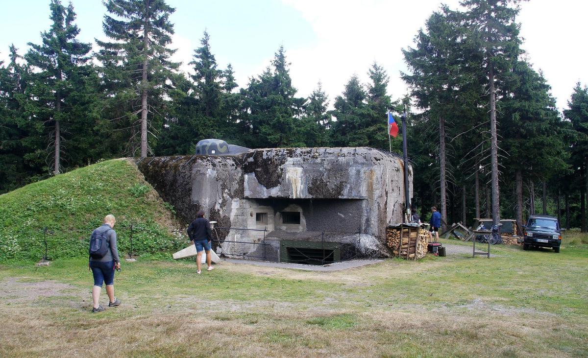 Muzeum Pěchotní srub R-S 87 Průsek