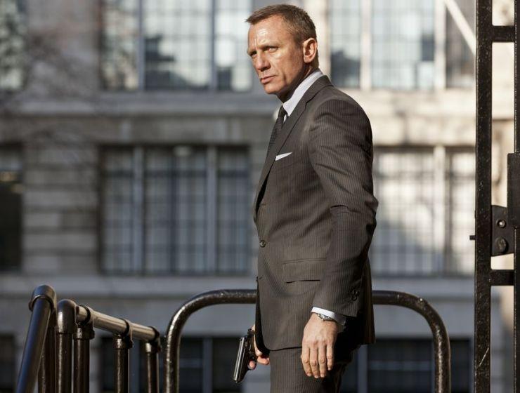 James Bond ponownie inny