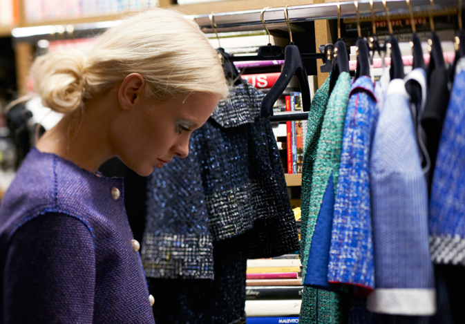 Chanel, kolekcja wiosna / lato 2013