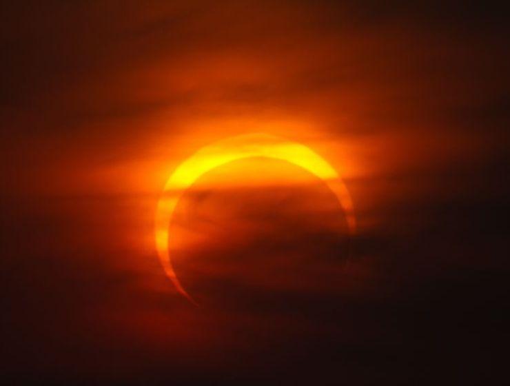 Zaćmienie Słońca - wpływ na psychikę