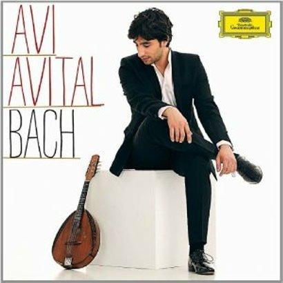"Avi Avital ""Bach"""