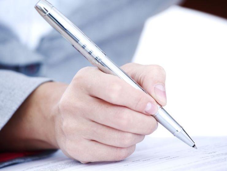Ćwiczenia z pisania pomagają miłości