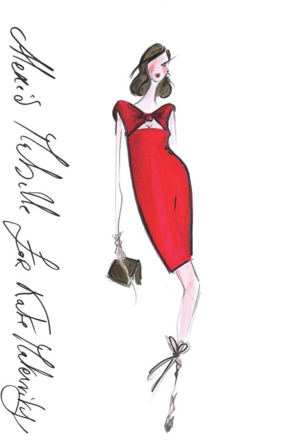 Projektanci dla Kate Middleton / Alexis Mabille