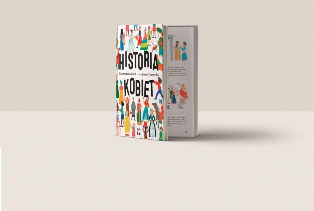 Historia kobiet, wydawnictwo Muchomor
