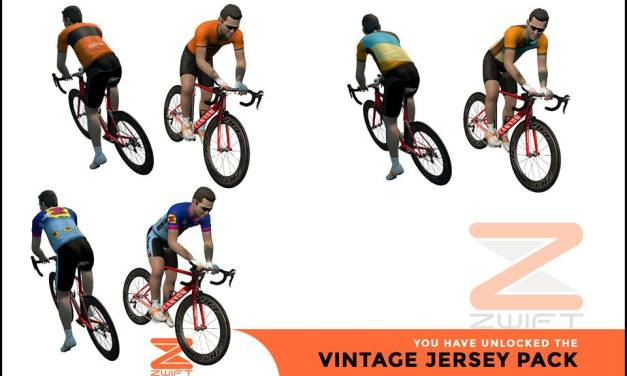 Zwift jersey previews and unlock codes