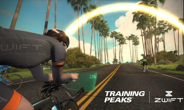 Zwift rolls out TrainingPeaks integration