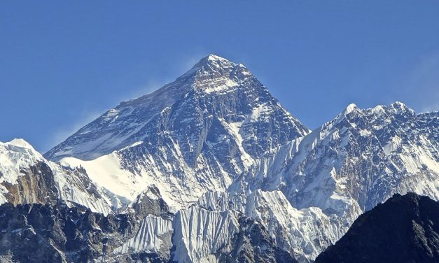 Monthly Challenge for May: Everest