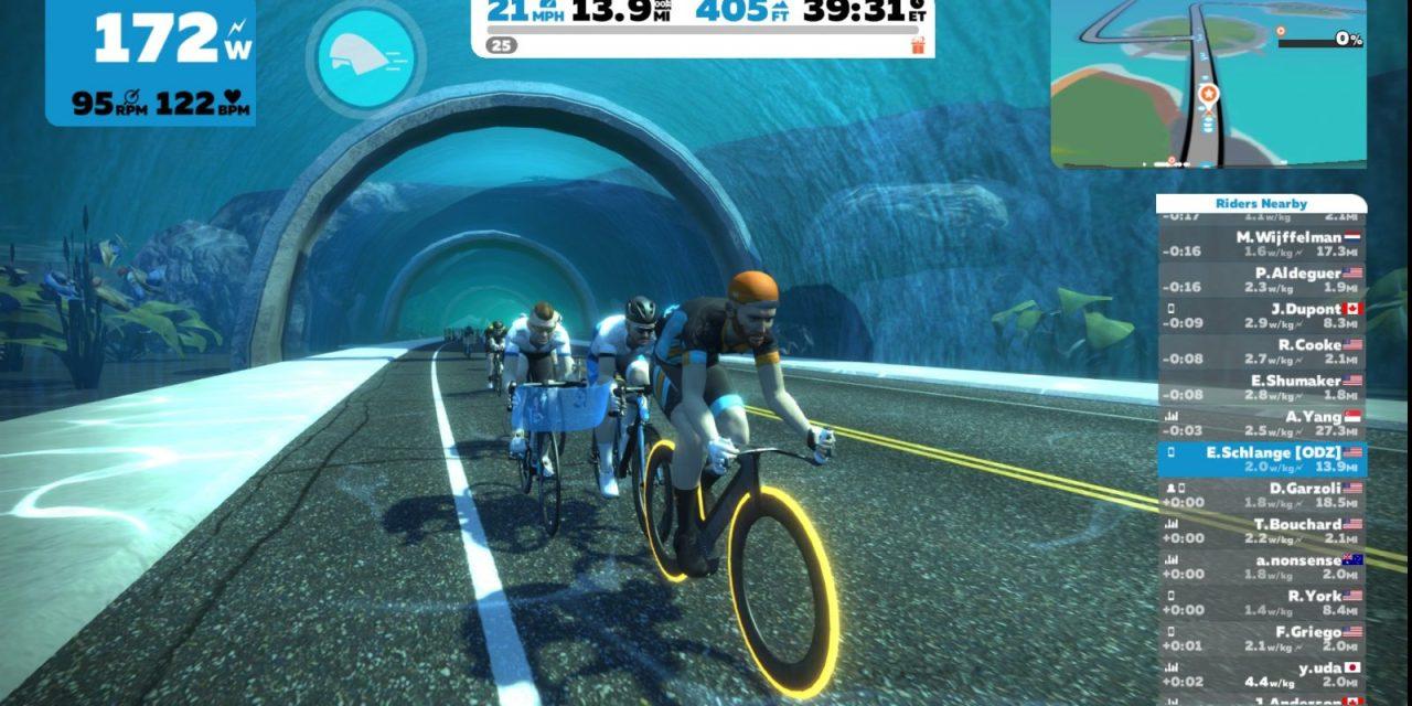 Are Zwift Speeds Unrealistically Fast?