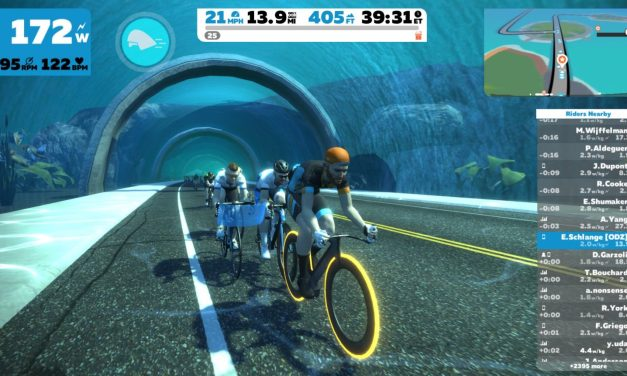 Are Zwift Speeds Unrealistically Fast?