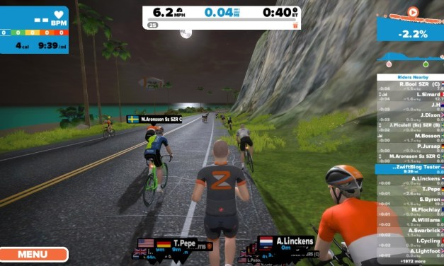 How to: enable running on Zwift for PC/Mac