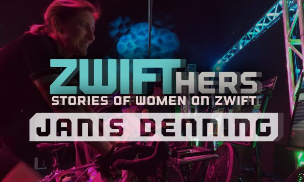 Interview with racing supermom Janis Denning