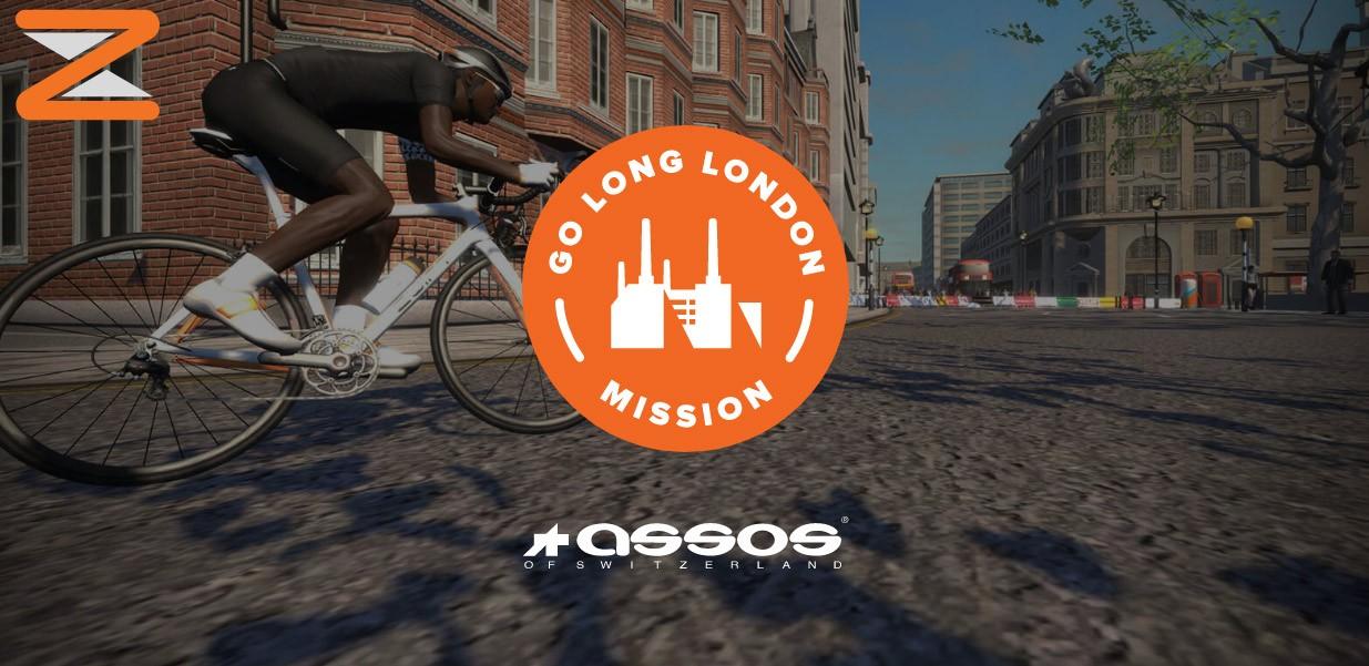 "Assos ""Go Long London"" mission announced"