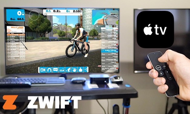 Zwift on Apple TV – The Full A to Z User Experience (video)