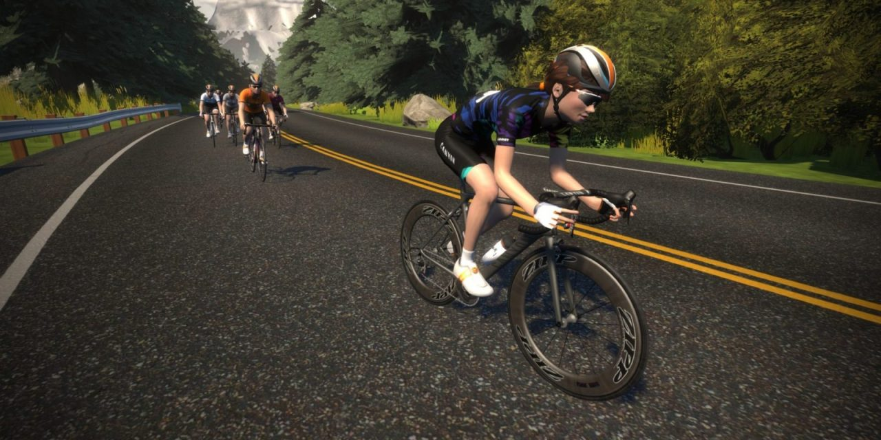Here's What's Happening with Women's Racing on Zwift