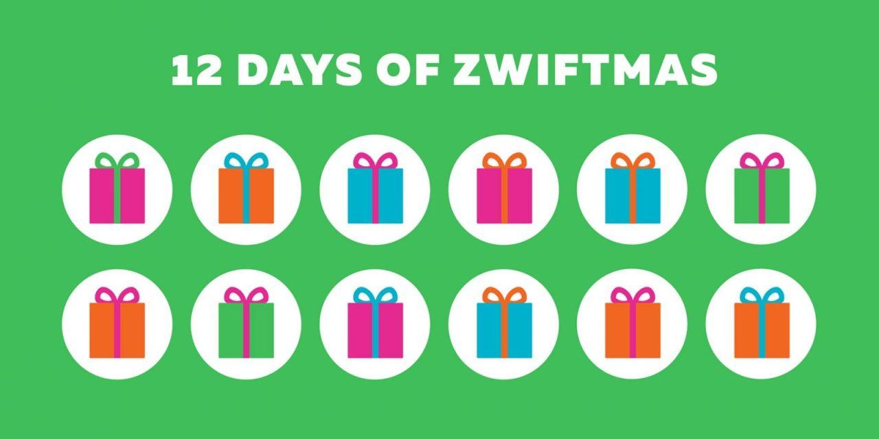 12 Days of Zwiftmas Begins Tomorrow