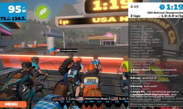 How to Start a Zwift Race: 3 Tips