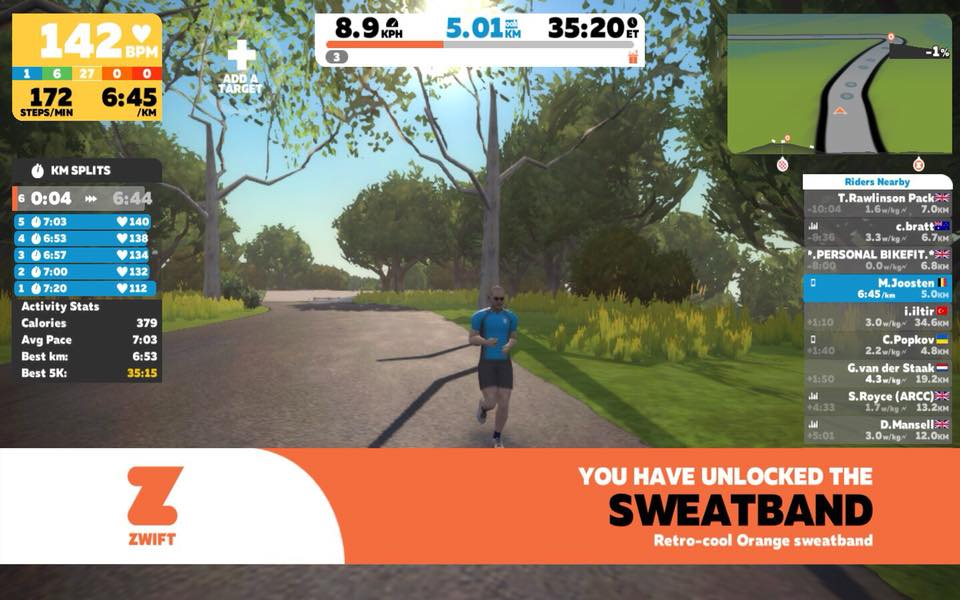Zwift run basics xp points levels and unlocks zwift insider zwift run basics xp points levels and unlocks ccuart Image collections