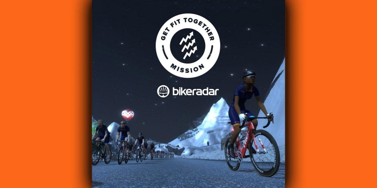"""Get Fit Together with BikeRadar"" Mission Details"