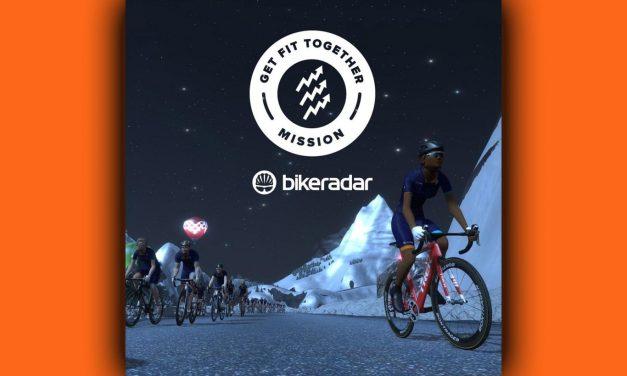 """""""Get Fit Together with BikeRadar"""" Mission Details"""