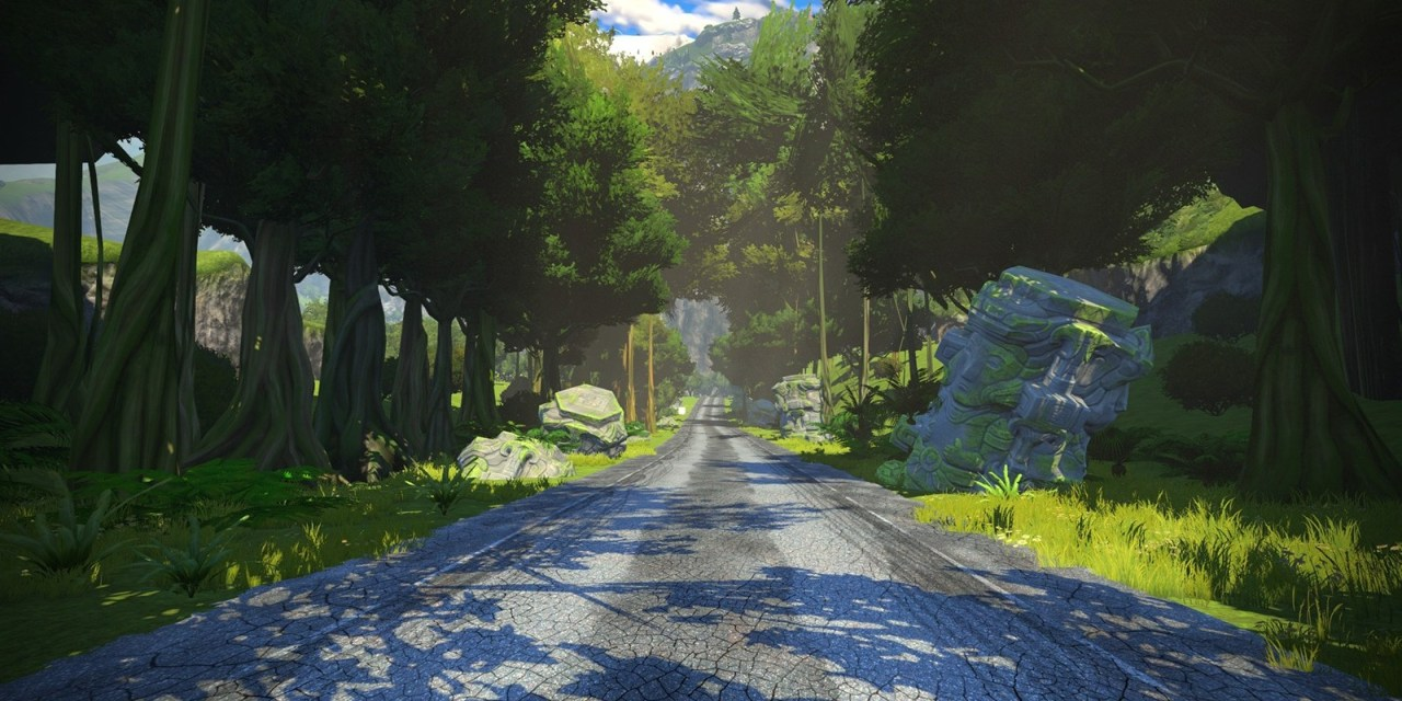 """""""Road to Sky"""" Route Details"""