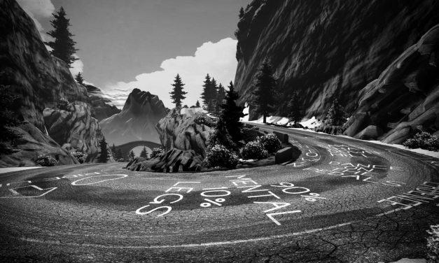 Fastest Bike Frame and Wheelset for Climbing Alpe du Zwift