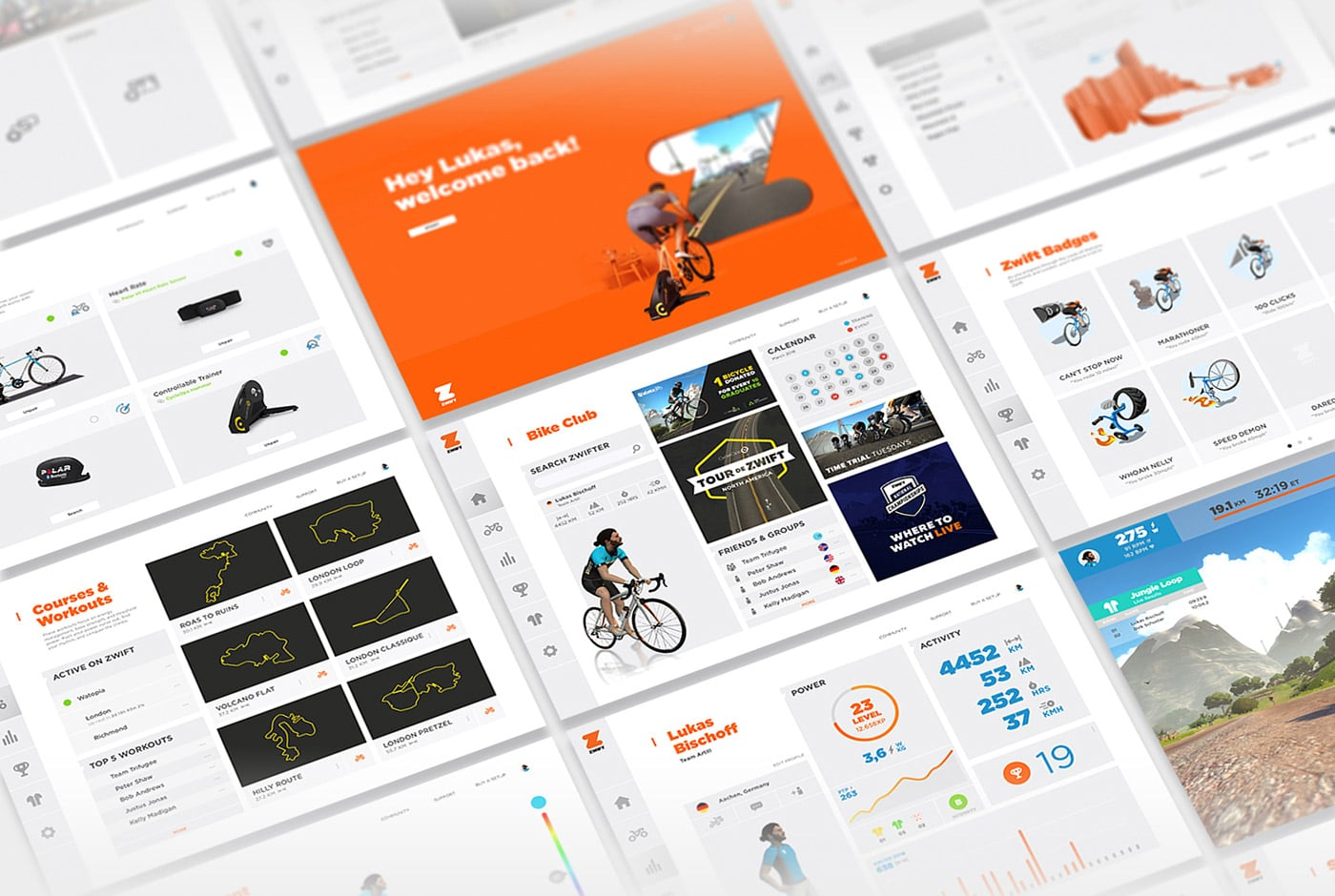 What do you think of this Zwift design concept?