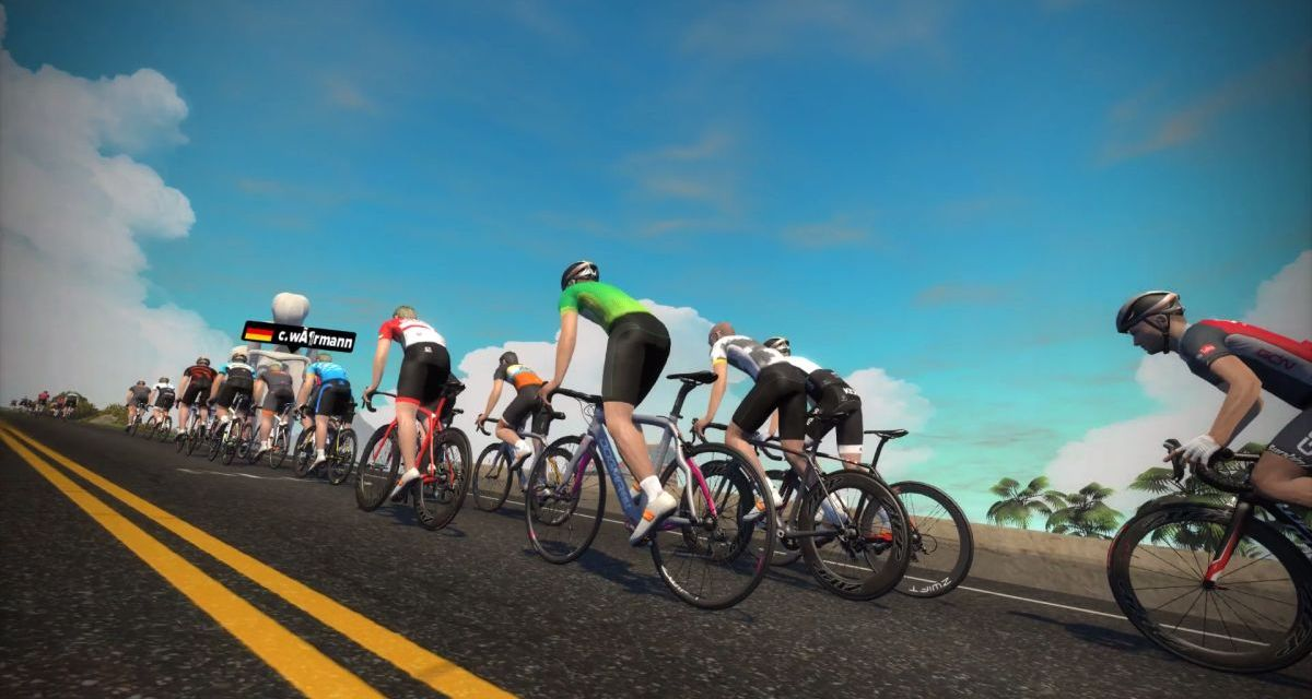 Zwift September 2018 – Upcoming Event Highlights