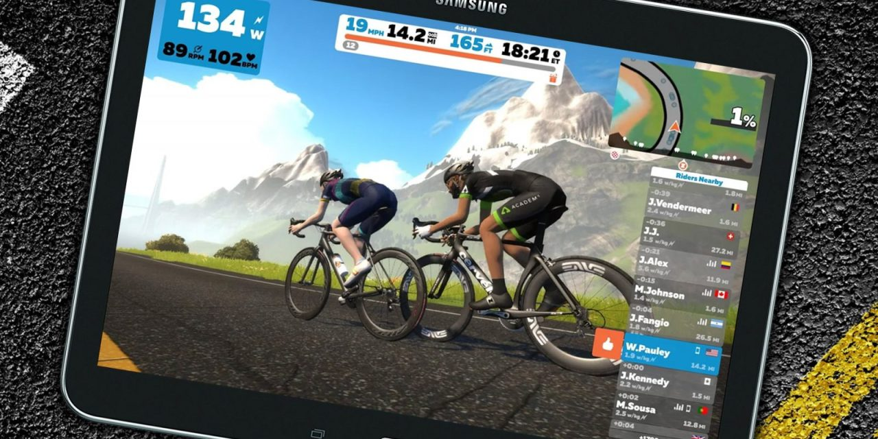 Zwift Beta for Android Now Available