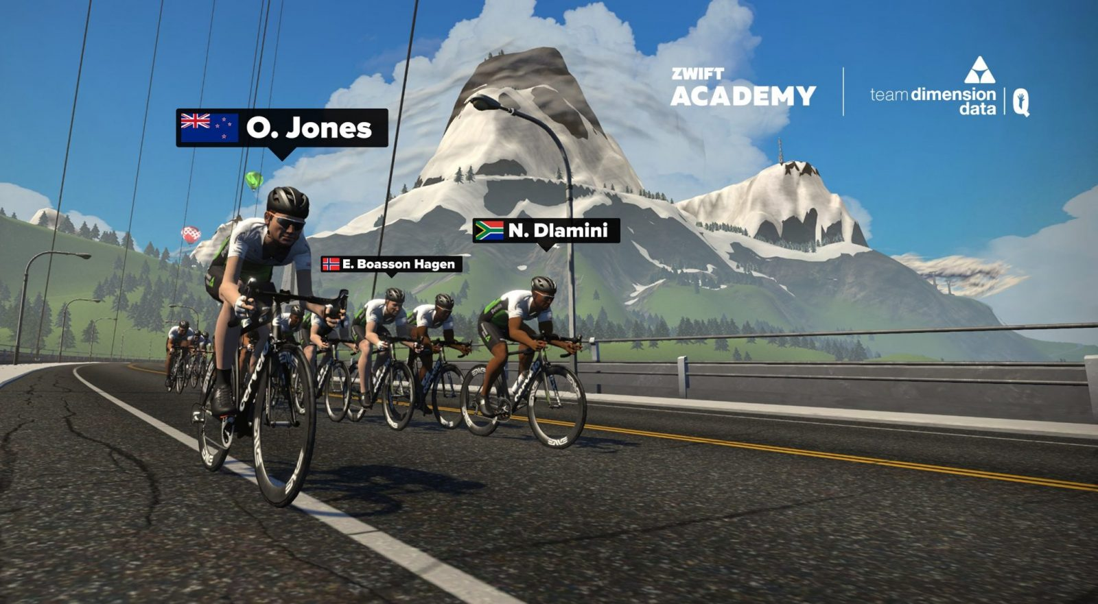 Zwift Academy 2018 Semi-Finalists Announced