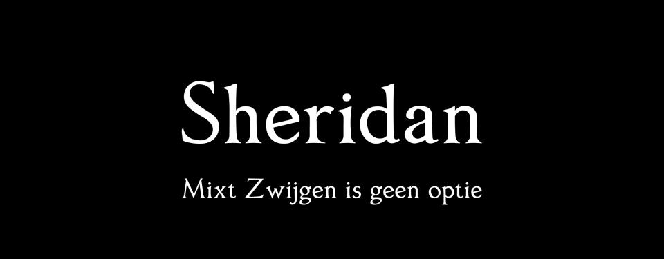 Sheridan van Studio Brussel gebruikt sample in zijn Mixtape