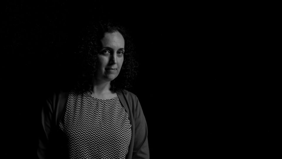 Naima Charkaoui - Zwijgen is geebn optie